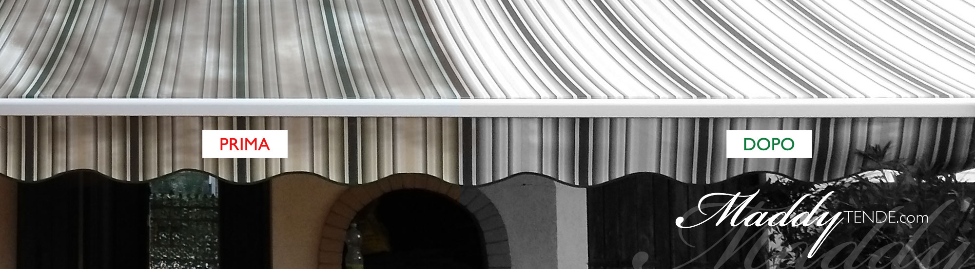 Teli Per Tende.Cambio Teli Tende Da Sole Venezia Mestre Martellago